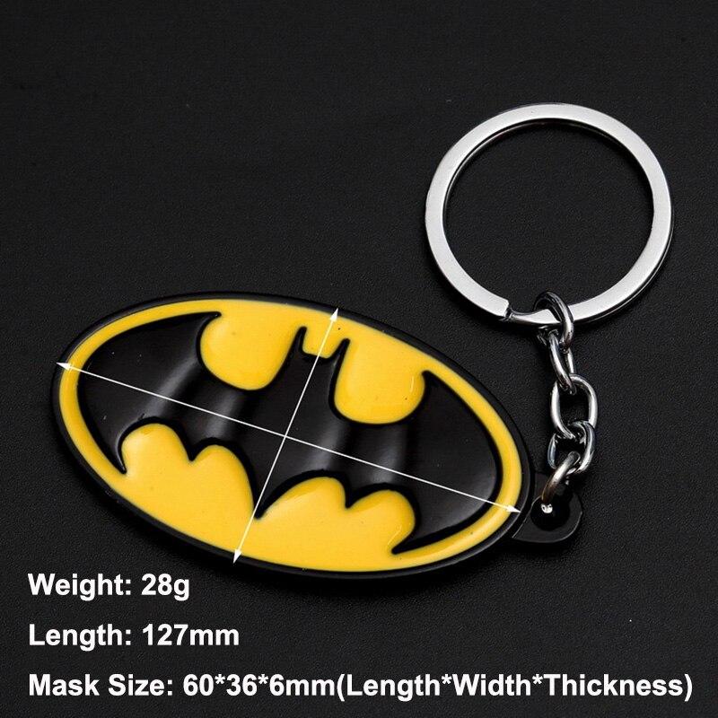 Batman Mask Keychain (1)