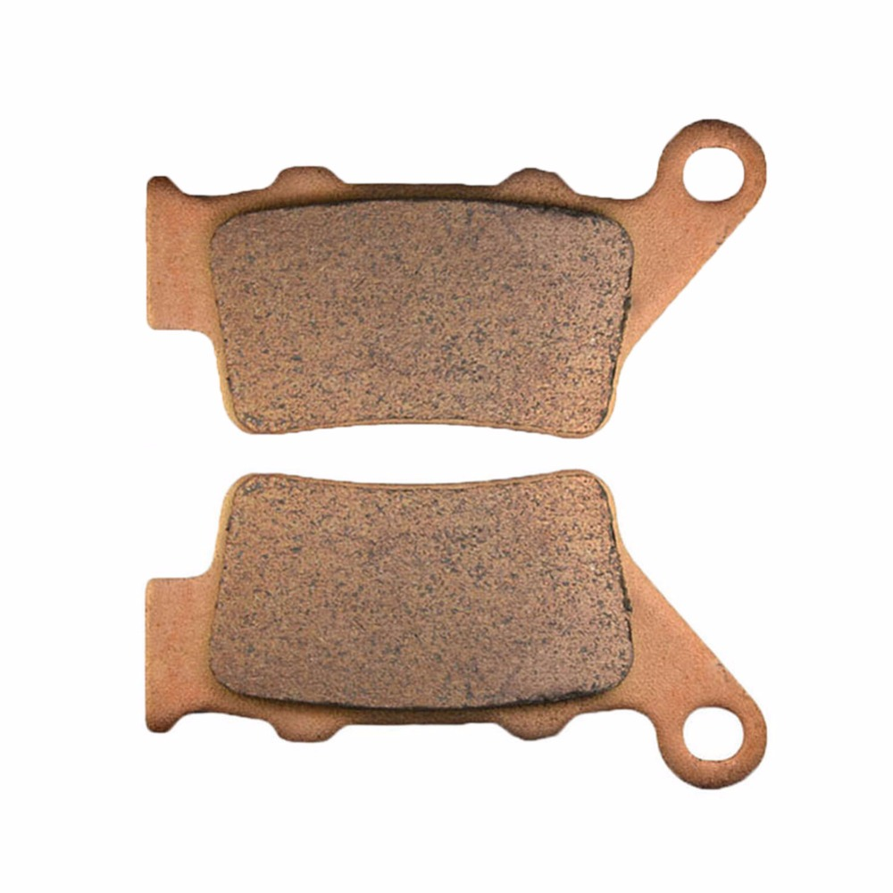 Sintered Copper Motorcycle parts FA208 Rear Brake Pads For KTM SX 360 96-97