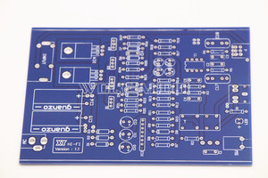 Image 3 - 2017 New design Original  DIY HI FI Audio  Amplifier Board Kit With Protection Amplifier Kit