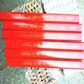 50 шт./лот оптовая продажа плотник карандаш плоский толстый ведущий плотник профессиональный карандаш для плотника