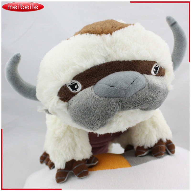 HOT SALE 50CM The Last Airbender Resource Appa Avatar Stuffed Plush Doll Toy X-mas Gift Kawaii Plush Toys Unicorn hot sale 12cm foreign chavo genuine peluche plush toys character mini humanoid dolls