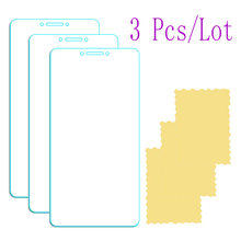 3PCS High Definition Protection Film For Micromax Bharat 2 Q402 Mobile Phone LCD Screen Protector(China)