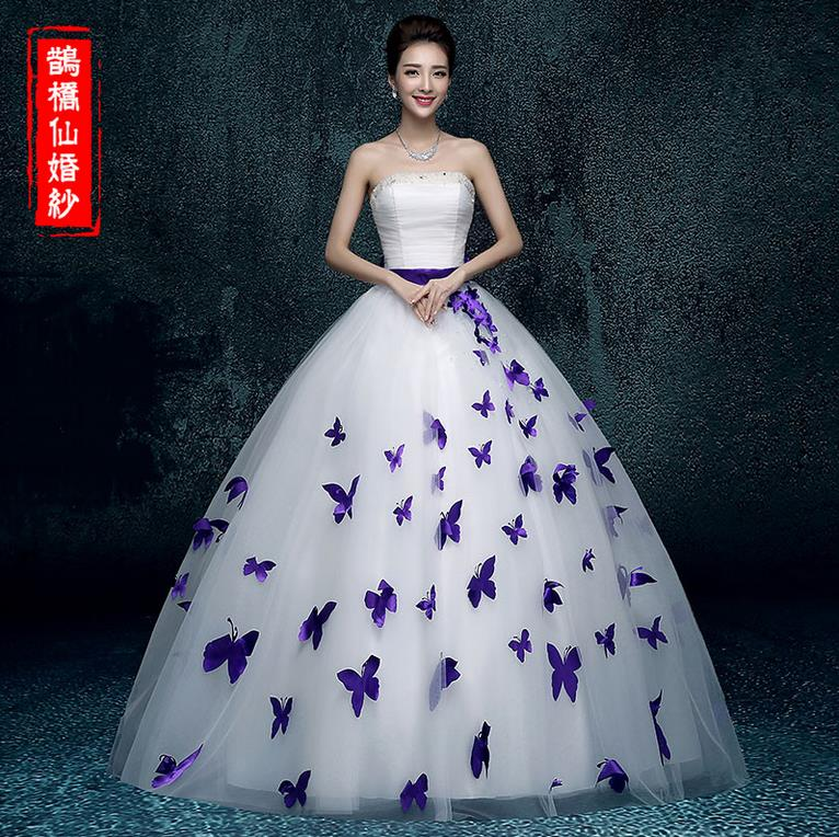 Online Get Cheap Purple Bridal Dresses -Aliexpress.com | Alibaba Group