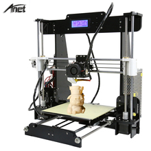 A8 3D Printer Reprap Prusa i3 D3 DIY Printer Kit with Filament SD Card Video ,LCD Tools Gift