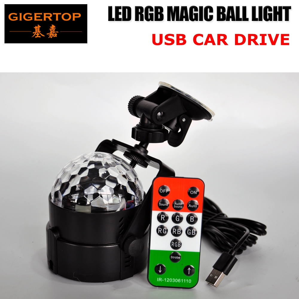 Best Price Led Butterfly Stage Light 3x1W RGB Led Effect Light Remote Control Car Drive Suck Socket Rotate RGB Led Magic Ball best price 5pin cable for outdoor printer