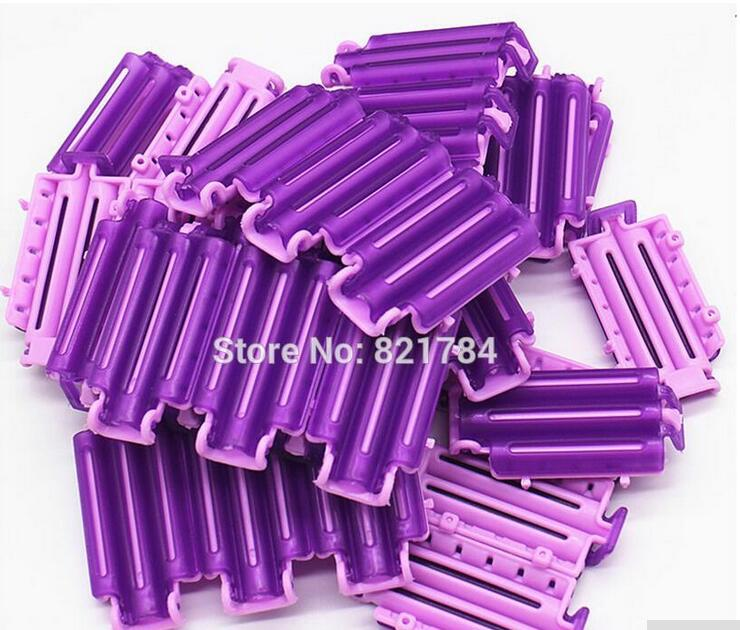 36pcs/box New hot selling texture perm bars hair styling tools roots preming Fluffy Lady Hair Clips Women's Hair Styling Tools
