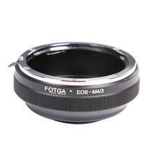 FOTGA Lens Adapter Ring for Canon EF/EFs to Olympus Panasonic Micro 4/3 m4/3 Adaptor E P1 G1 GF1