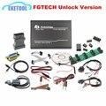 Alta qualidade FGTECH Galletto 4 Master V54 versão mais recente Auto ECU Tuning Chip programador FG tecnologia Unlock versão multi-idioma