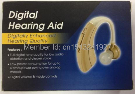 High quality mini digital hearing aid in hearing solutions for hearing loss ear amplifier VHP-220