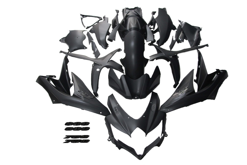 Fairings for SUZUKI GSXR600 750 K8 2007-2008 Fit Injection Fairing Bodywork Bolts Motorcycle Modification Accesories Body Work