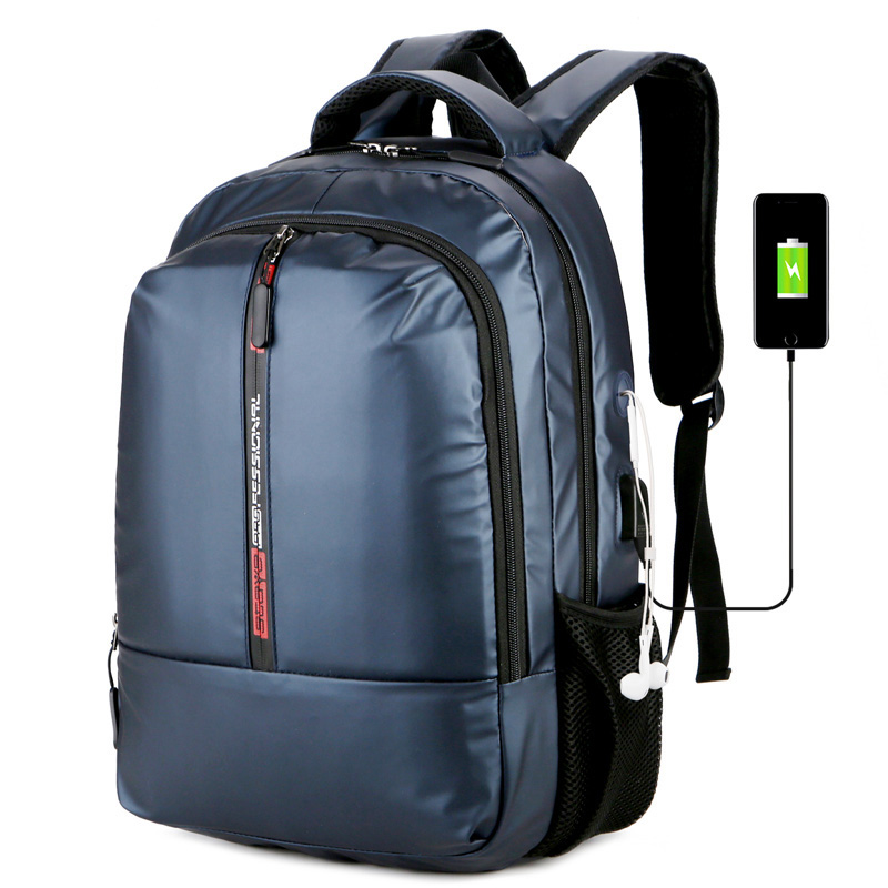 Casual Male Waterproof Nylon Backpack USB Charging School Bags for Teenager Boys High Quality Large Fashion Travel Tote BackpackCasual Male Waterproof Nylon Backpack USB Charging School Bags for Teenager Boys High Quality Large Fashion Travel Tote Backpack