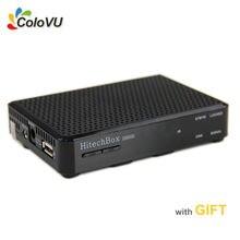 HitechBOX HB9000/PlusDVB-S2 F4s Receptor de Satélite + IPTV OTT + Envío con Rancio Portales para África venta caliente