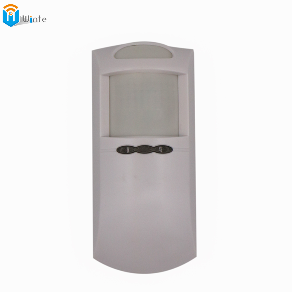PIR+MW Outdoor Detector motion Detector Alarm Motion Sensor home security alarm system for home motion sensor Smart House DouWin недорого