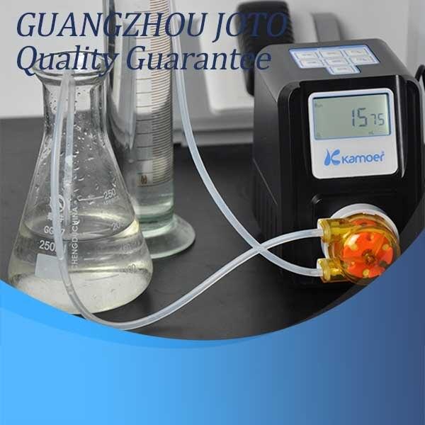 1-10 ml/min petite pompe auto-amorçante 24 V Micro pompe de laboratoire
