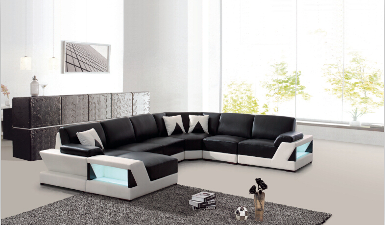 Stupendous Us 1389 0 Modern Corner Sofas And Leather Corner Sofas For Sofa Set Living Room Furniture With Large Corner In Living Room Sofas From Furniture On Lamtechconsult Wood Chair Design Ideas Lamtechconsultcom