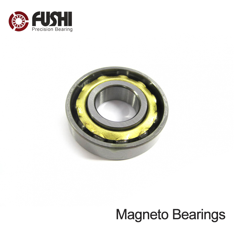 L25 Magneto Bearing 25*52*15 mm ( 1 PC ) Angular Contact Separate Permanent Motor Ball Bearings l25 magneto angular contact ball bearing 25x52x15mm separate permanent magnet motor abec3