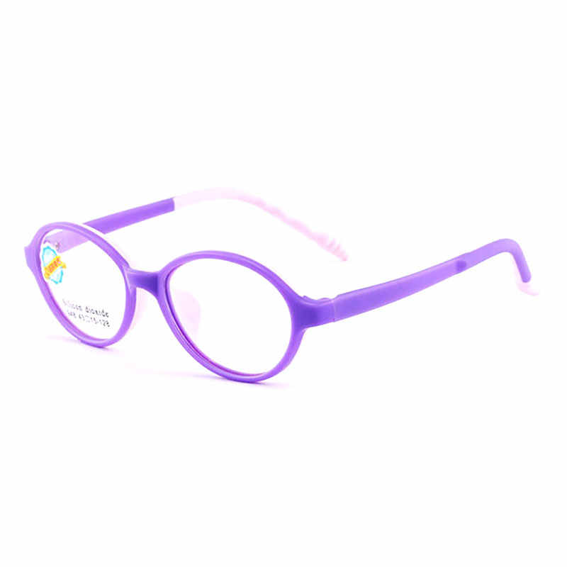 948 Criança Óculos para Meninos e Meninas Crianças Óculos de Armação Flexível Óculos de Qualidade para Proteção e Correção da Visão