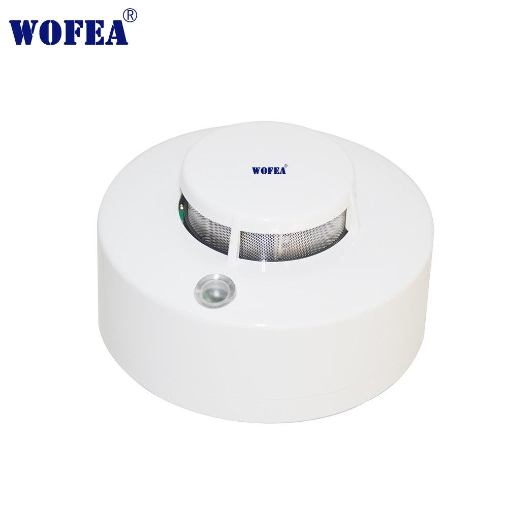 Tienda Online 433 humo inalámbrico detector de incendios vinculados ...