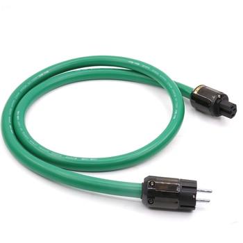 MCINTOSH 2328 power line HIFI POWER CABLE Power Cord with EU Plug AC cable line