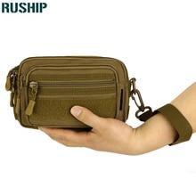 Waterproof Nylon handbag shoulder bag Military Sport Hunting Tactical Outdoor Tactical Pack Tad Travel bag molle Waist Pack
