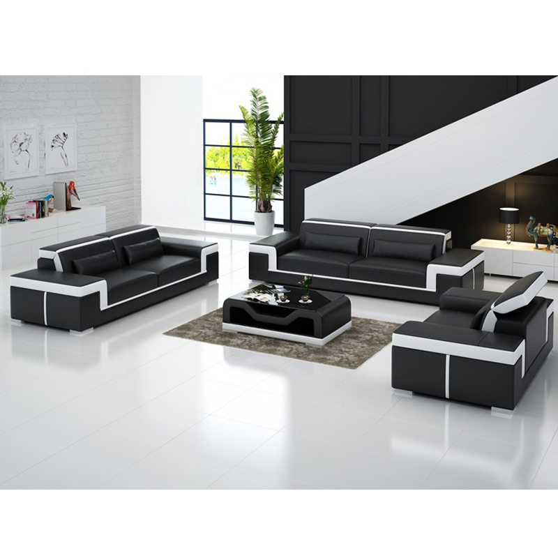 US $1435.0 |Home furniture modern drawing room leather latest sofa set  design-in Living Room Sofas from Furniture on Aliexpress.com | Alibaba Group