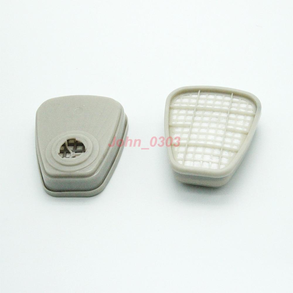 One Pair 6001CN Cartridge Fliter For 6200 6800 Gas Mask чайник bosch twk 6001