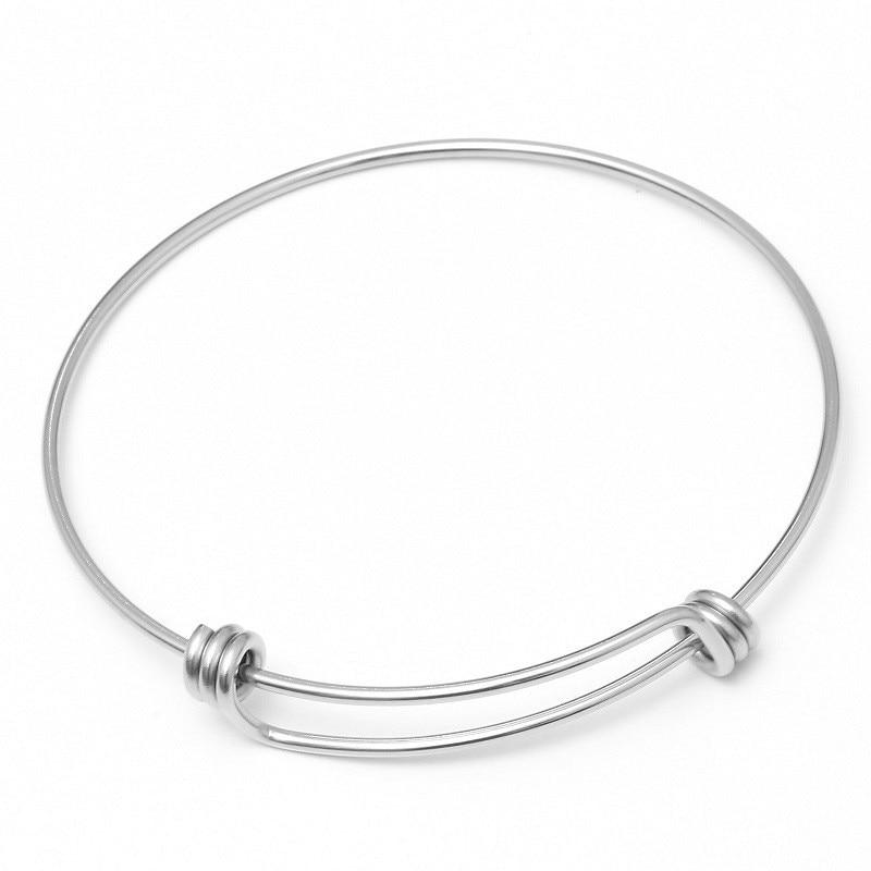 Lovely 925 Cool Silver Twisted Bracelet Bangle Round Sterling UK Seller B03