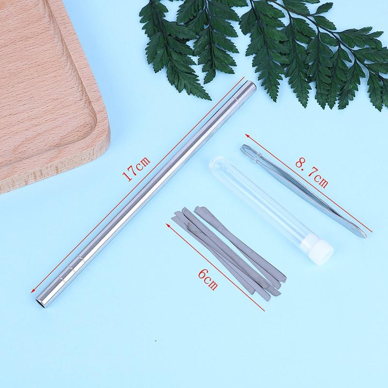1pen+ 10pcs Blades Salon Kit Stainless Steel Haircut Razor Shaving Pen Eyebrow Beards Engraved Razor Pen