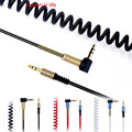 For Android 3.5mm Audio Cable Jack To Jack 2016 New Arrival High Quality 90 Degree Right Angle Aux Cable  Free Shipping Nov 24