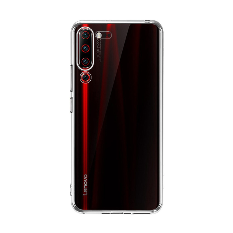 Image 4 - Lenovo Z6 Pro Case lenovo z6 pro cover case Ultra thin soft clear back silicone slim MOFi Lenovo Z6 Pro coque transparent case-in Fitted Cases from Cellphones & Telecommunications