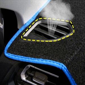 Image 5 - TAIJS Car Dashboard Cover Dash Mat For Toyota Sienna XL20 2004 2005 2006 2007 2008 2009 2010 Non slip Sun Shade Pad Carpet