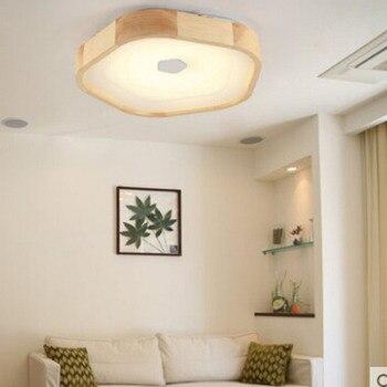 Nordic Massivholz Led Decke Lichter Warme Romantische Kreative Holz Kunst Wolke Lampe Wohnzimmer Japanischen Decke Chandel Za91540