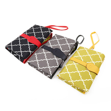 Baby Diaper Changing Mat Waterproof Portable Foldable Nappy Changing Pad Travel Changing Floor Station Clutch Baby Care