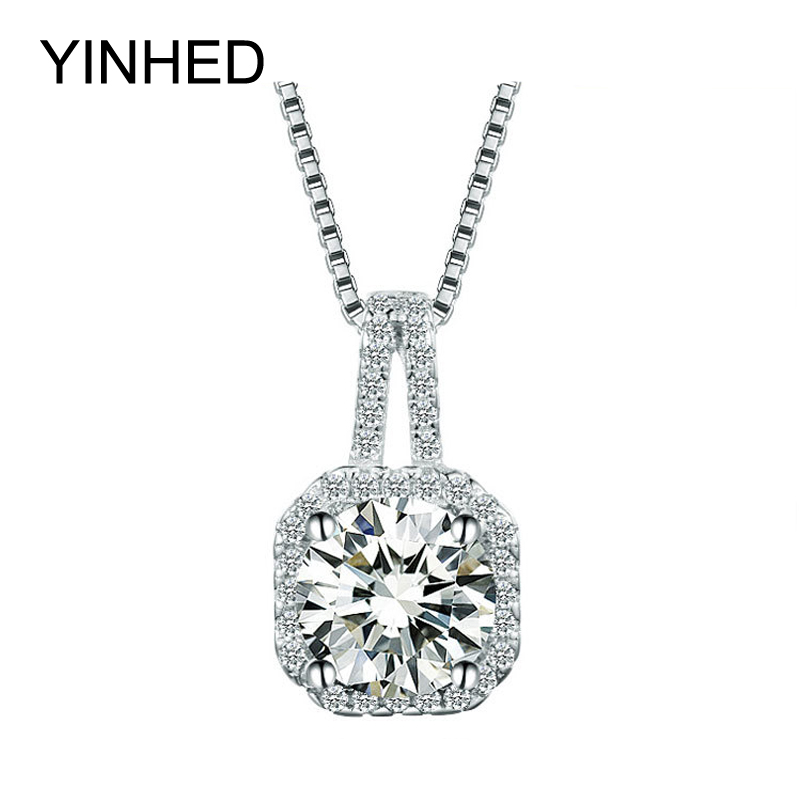90% Promotion !! YINHED 925 Sterling Silver Jewelrys