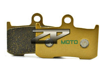 Cheaper NAO Brake Pads For INDIAN Chieftan (Cast Wheel/Nissin Calipers) 2014 Front OEM New High Quality