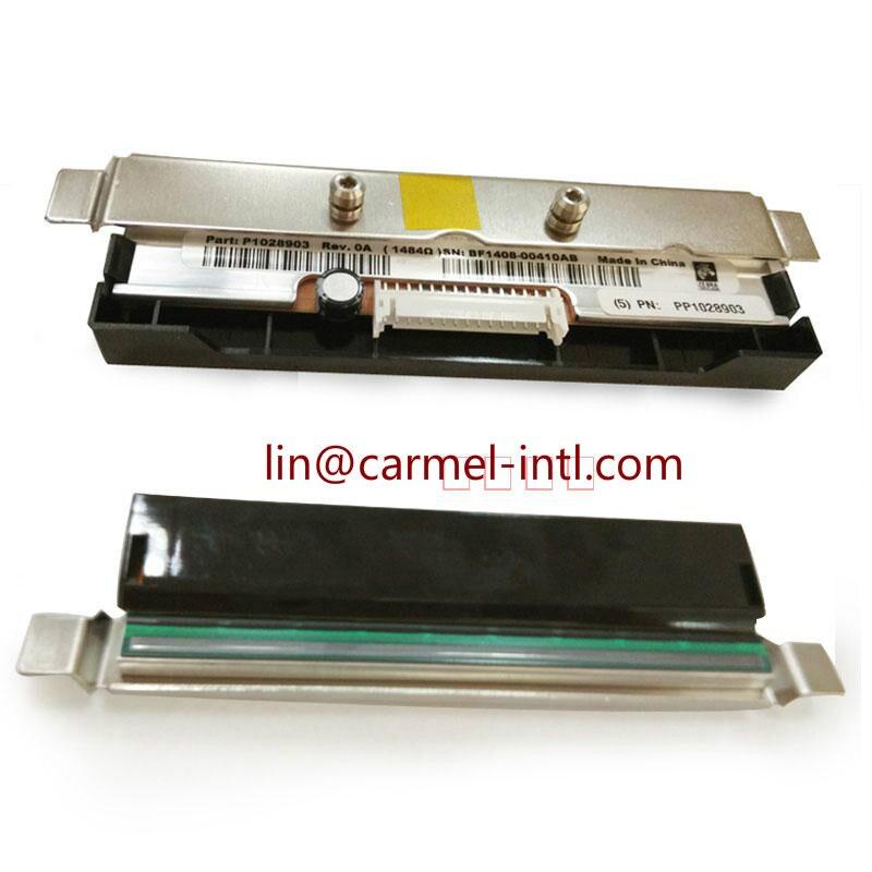 Nova Cabeça de Impressão original Para cabeça de Impressão Térmica P1037974-010 Para Zebra ZT210 ZT230 Impressora original 203 DPI do cabeçote de impressão