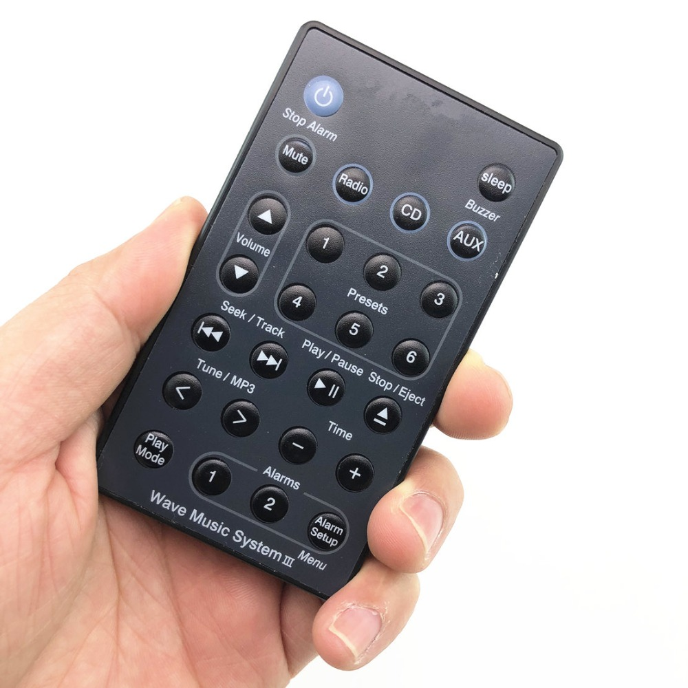 remote control suitable for bose Soundtouch Wave Music Radio Radio/CD System I II III IV 5 CD Multi Disc Player cd диск hackett steve genesis revisited ii selection 1 cd