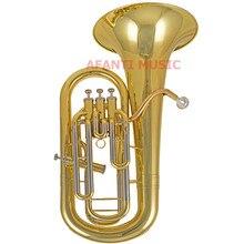 Afanti музыка BB тон/желтый латунь/золотой лак Баритон(бар-115