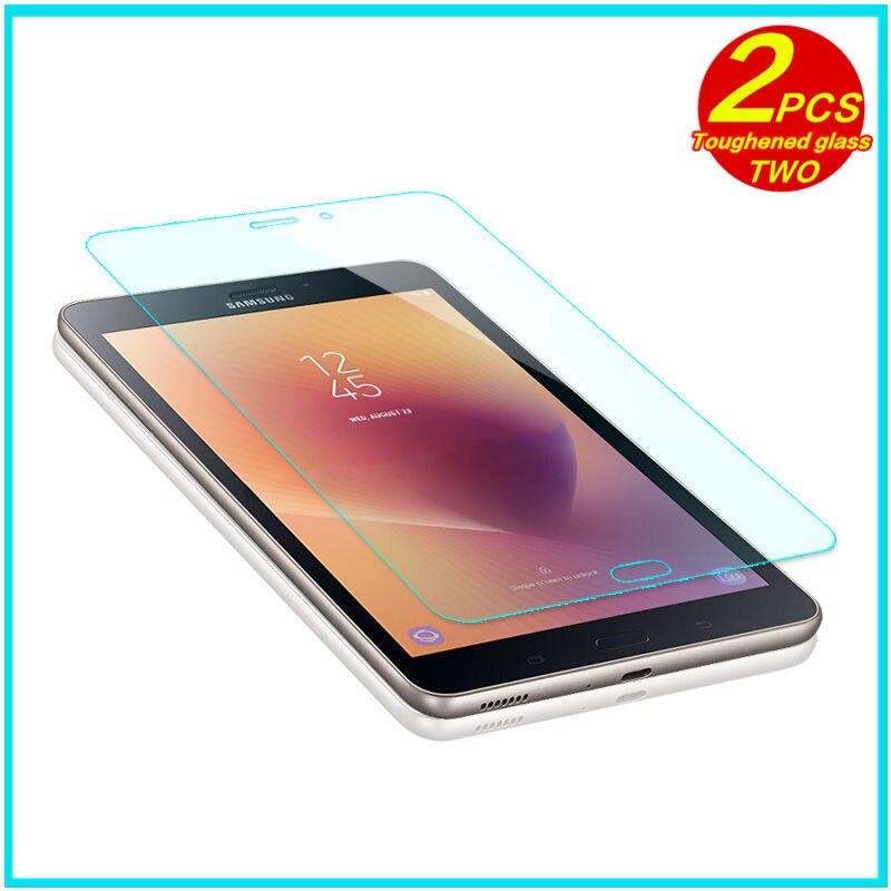 En Verre trempé membrane Pour Samsung Galaxy Tab Un T380 T385 8.0 Acier film Tablet Film de Protection Écran Trempé SM-T380 sm-T385 8 cas