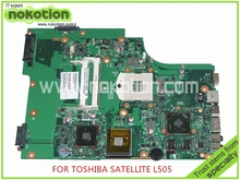SPS V000185570 For toshiba satellite L505 Laptop motherboard intel HM55 ATI HD4500 Graphics DDR3