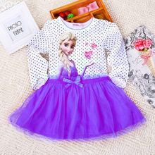 Anna Elsa Dress Birthday Party and Costume