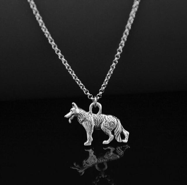 Dog Love Necklace 1