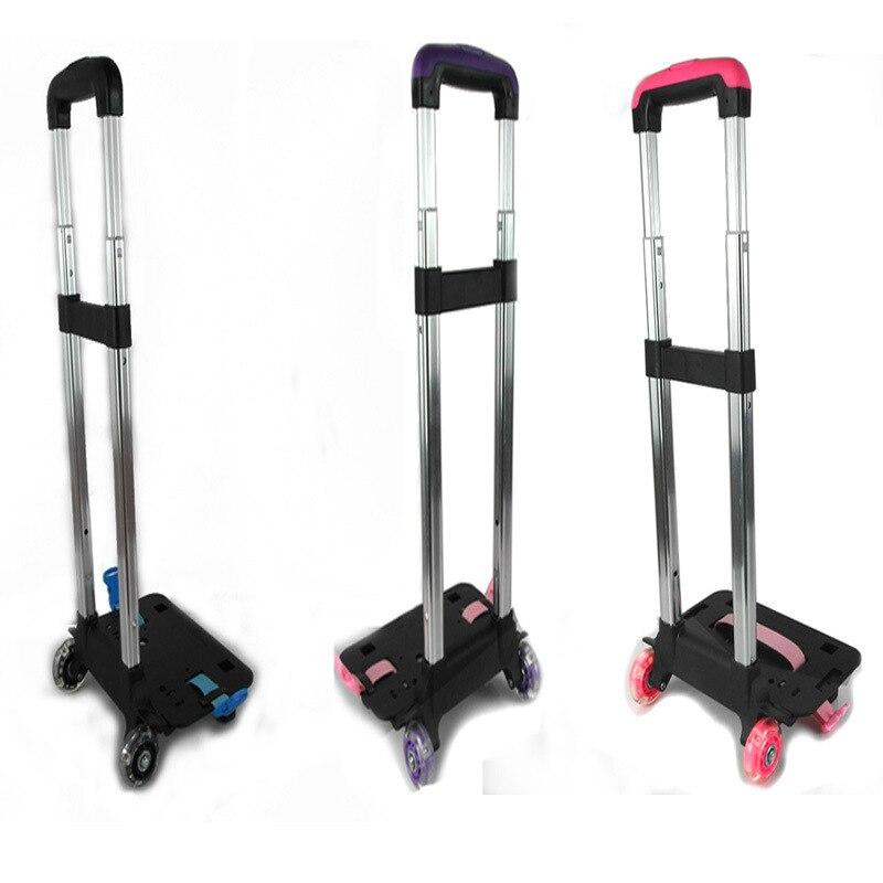 Aliexpress.com : Buy Folding Pulling Rod Bracket Rolling Cart ...