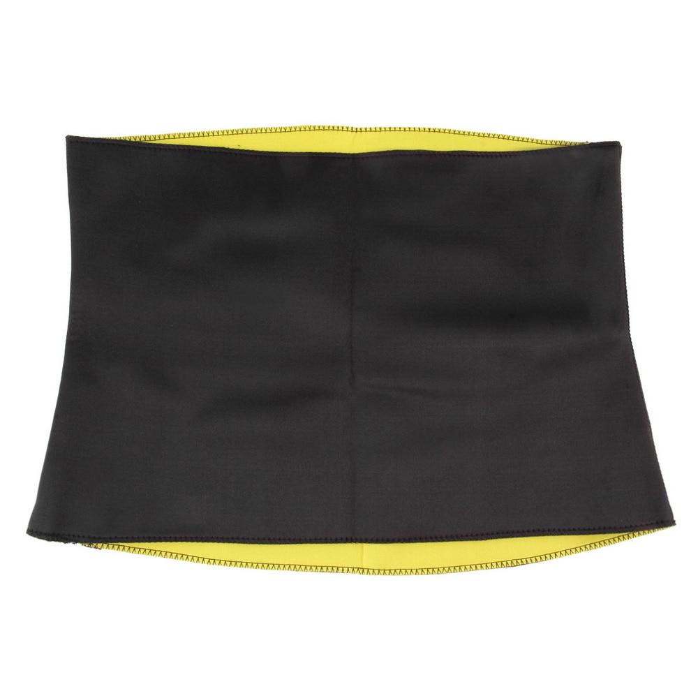 Neoprene Men Slimming Waist Support Belts Sports Safety font b Bodybuilding b font Shaper Training Corsets
