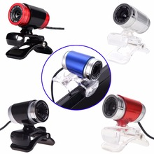 Webams HD Computer Camera with Absorption Microphone MIC for Skype for Android TV Rotatable PC Camera Web cam mini Camera недорого