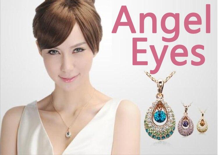 Diamond Jewelry Usb Stick Pen Drive Angel Eyes Crystal 16GB 32GB 64GB Usb Flash Drive 512GB Memory Stick Gifts Gadget Pendrive