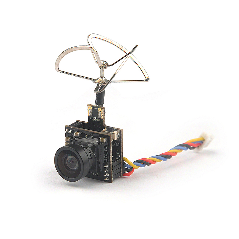 5.8G Photography Camera Output Power 25MW 100MW Switchable Camera AIO FPV VTX HC48DS Camera for Indoor FPV Accessories