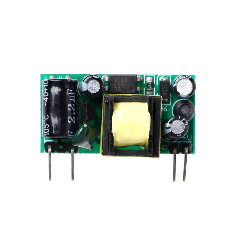 1Pcs AC - 220 V to 5V DC power supply module transformer module is completely isolated W315