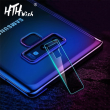 Tempered Glass for Samsung Galaxy S10 S9 S8 Plus Protector Camera Lens Film 5G S7 Edge S10E