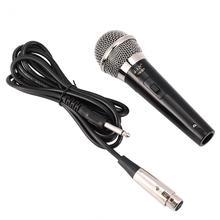 EastVita профессиональный ручной Проводной динамический микрофон чистый голос для караоке вокальный музыка производительность r20
